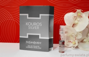 Yves Saint Laurent Kouros Silver edt 1,5ml