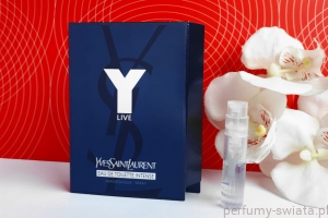 Yves Saint Laurent Y Live edt intense 1,2ml