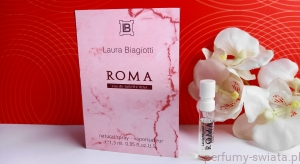 Laura Biagiotti Roma Rosa edt 1,5ml