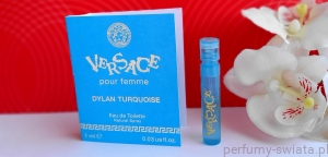 Versace Dylan Turquoise pour Femme edt 1ml